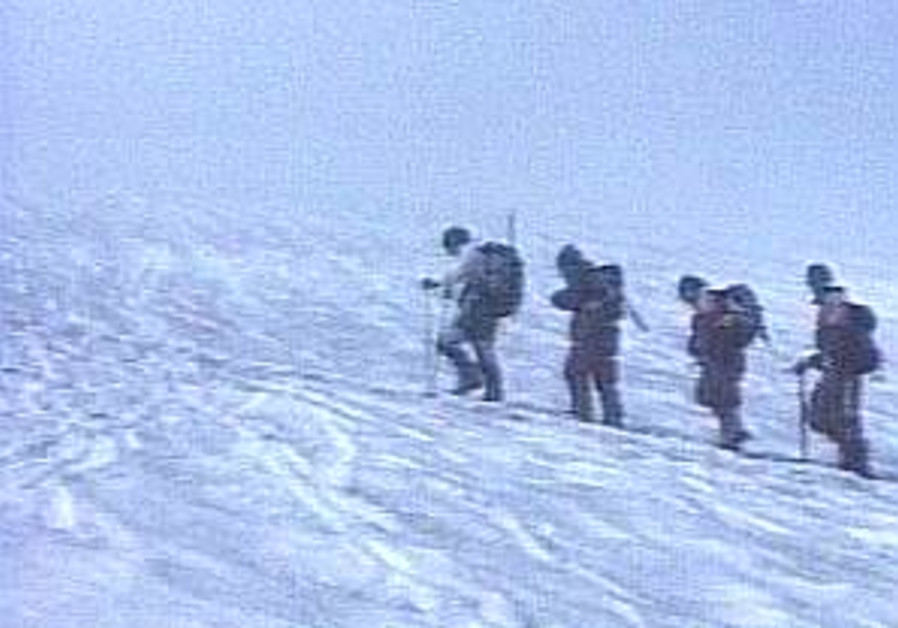 Eight Israeli hikers found in Chile