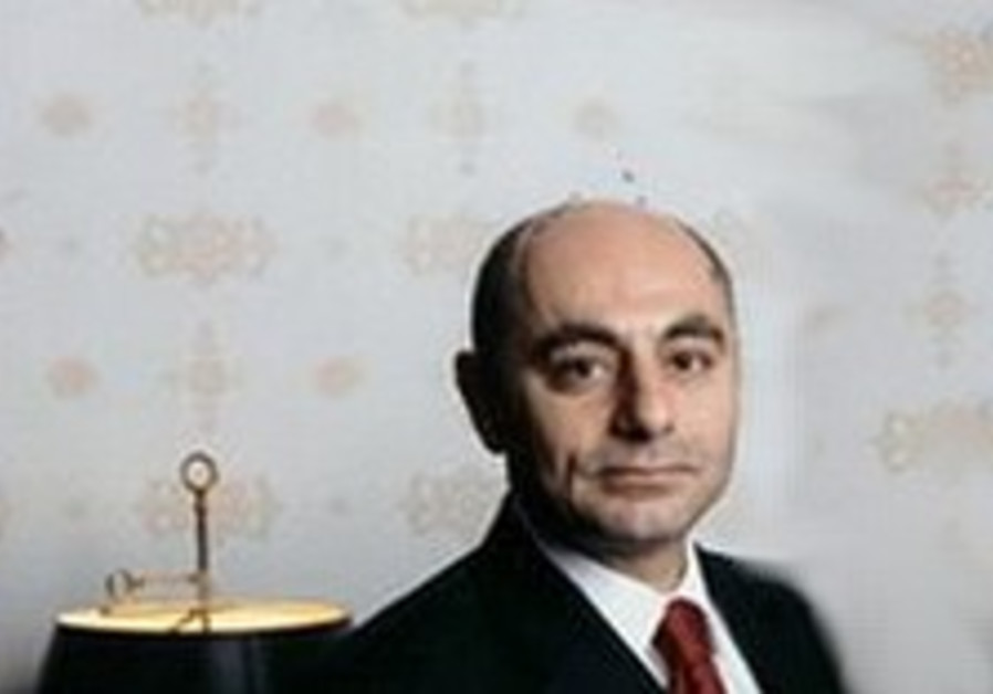 Syrian Ambassador to the US Imad Mustafa
