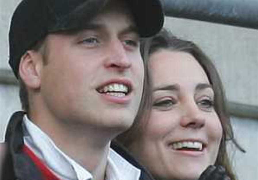 Prince William, girlfriend Kate Middleton split up