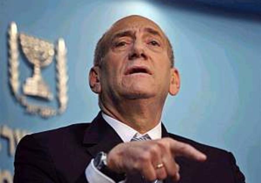 Olmert: Israel made errors in Lebanon