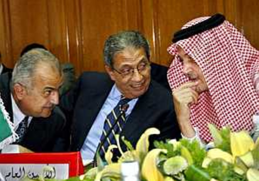 Egypt, Jordan to push Saudi peace plan
