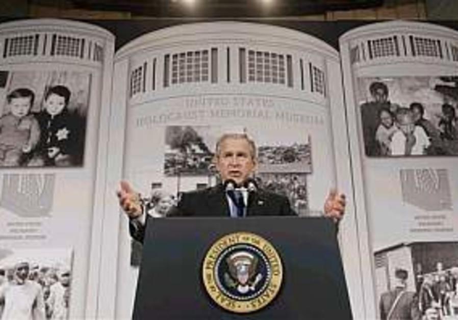 Bush reveals steps to pressure Sudan