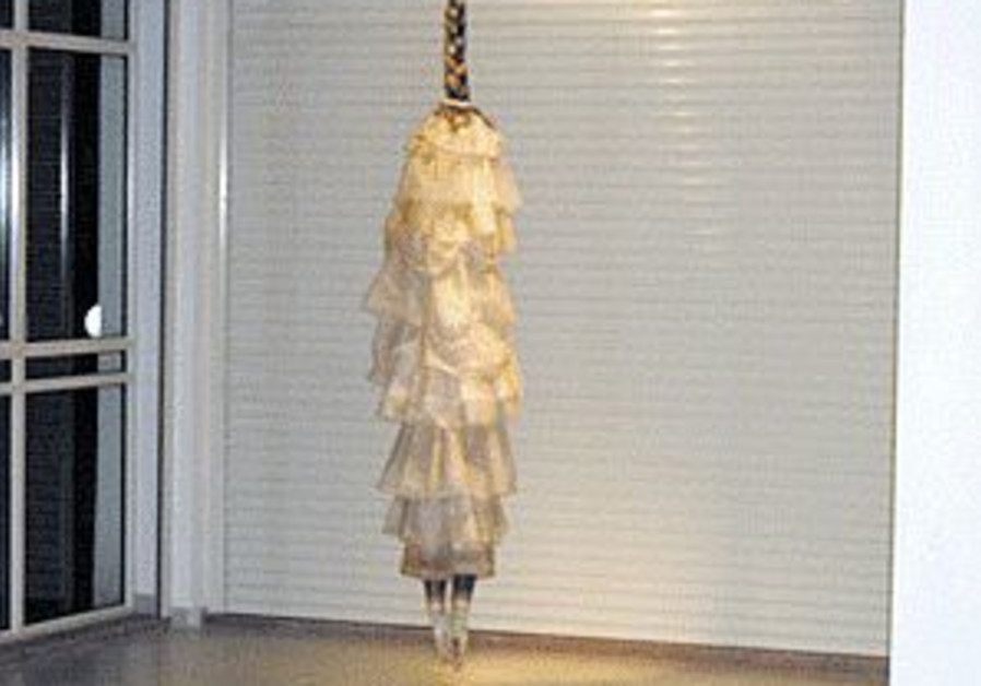 Haunted art