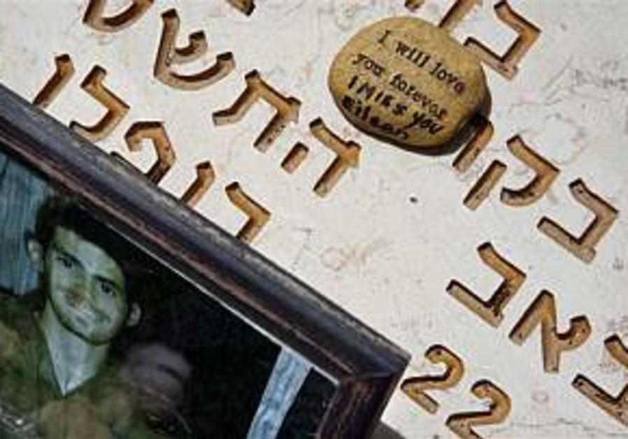 Israel remembers its fallen fighters