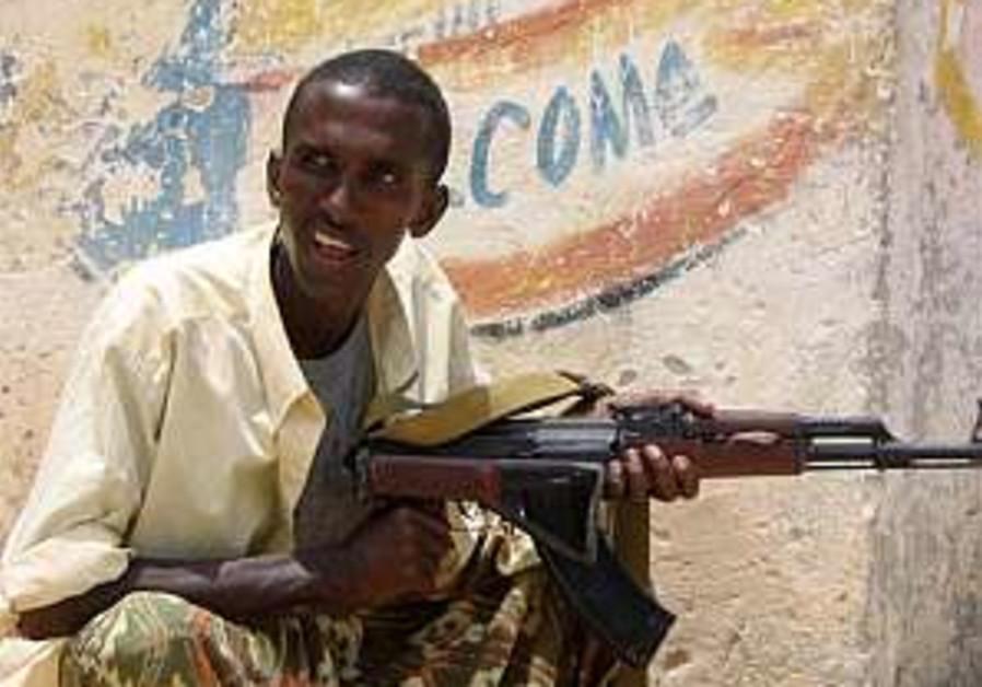Islamic militants control key Somali port