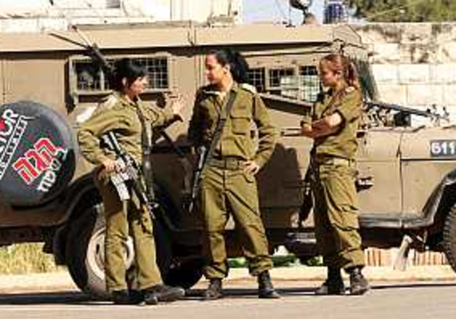IDF uses Facebook to catch 1,000 draft-dodging women