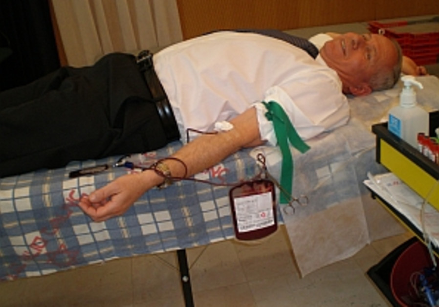 During holidays, public asked to donate blood