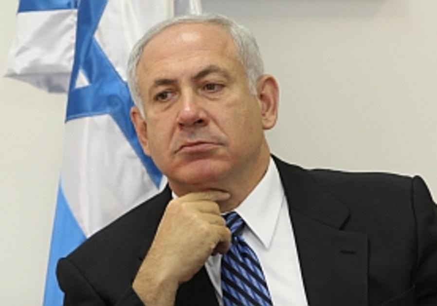 Netanyahu: Formation of unity gov't not on agenda