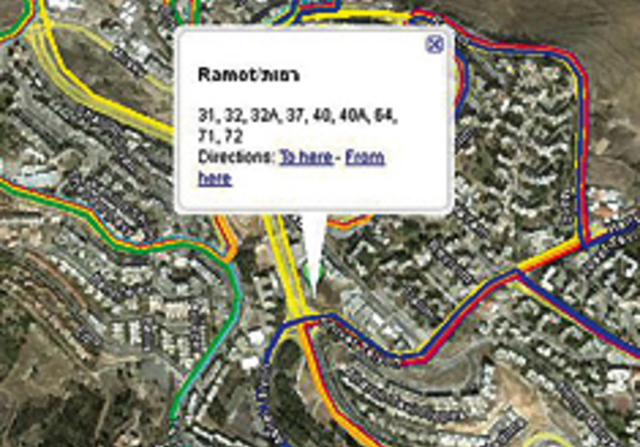 jlem bus google maps 248.88