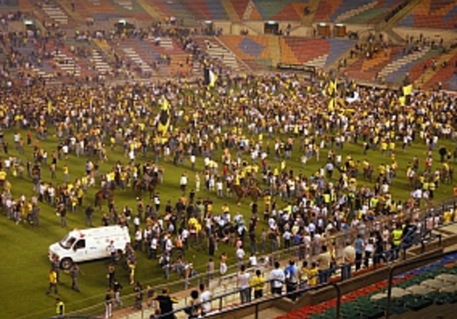 Sources: Soccer riot probe finds fans at fault