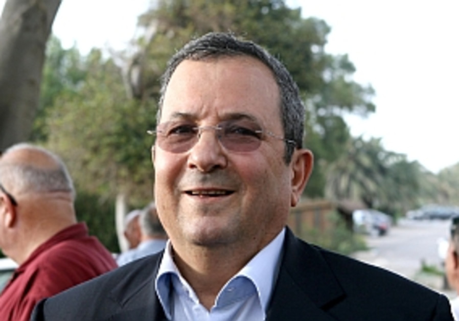 Poll: Barak beating Ayalon in runoff