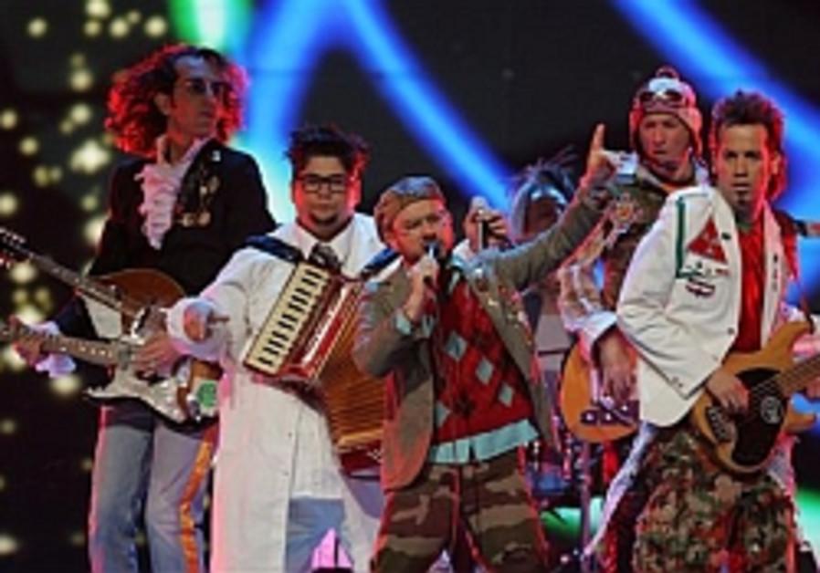 Teapacks fails to push button in Eurovision semifinals