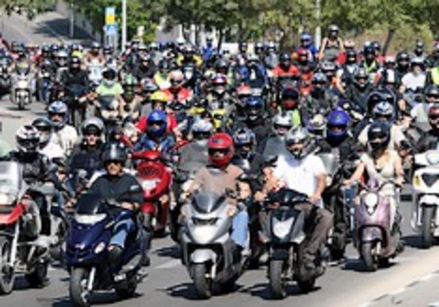 Nov 15 bike protest