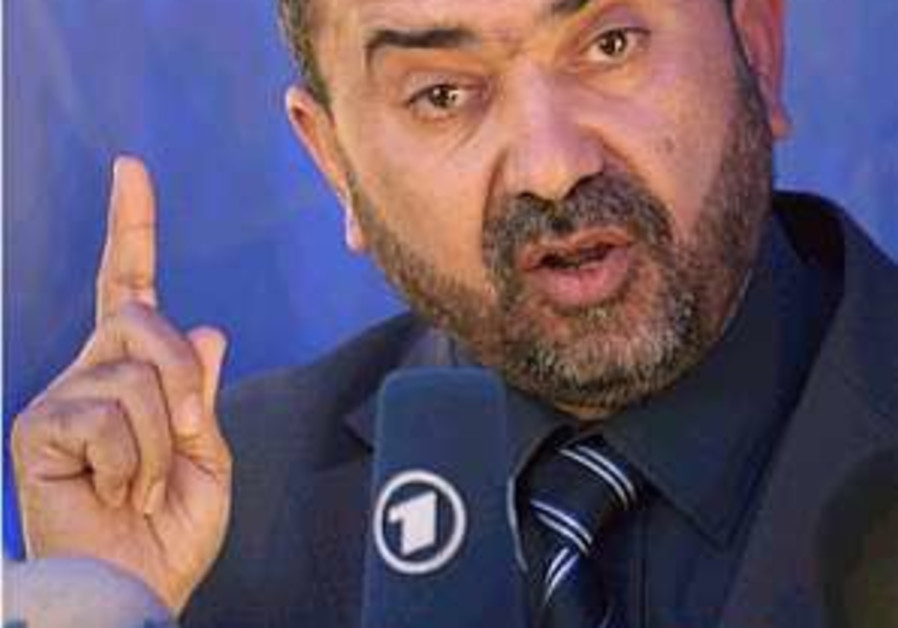 Haniyeh accepts minister's resignation