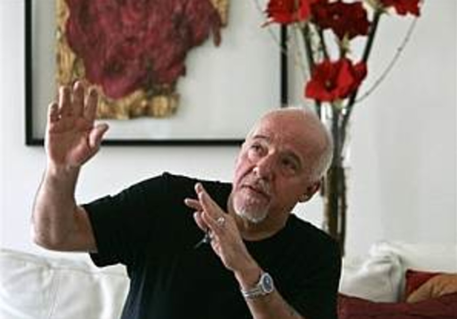 Author Paulo Coelho thrives on extremes