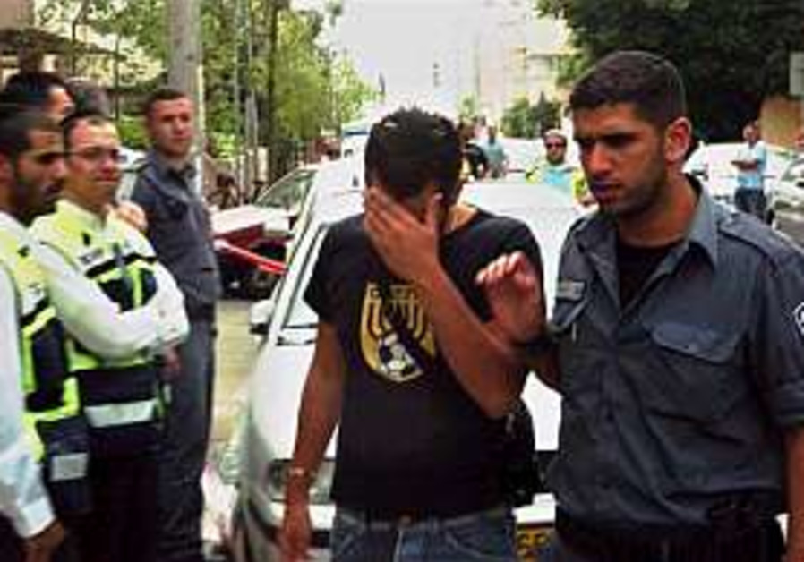 Israel's murder rate 'among lowest in the world'