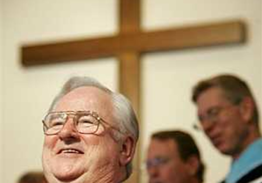 Televangelist Rev. Jerry Falwell dies at 73