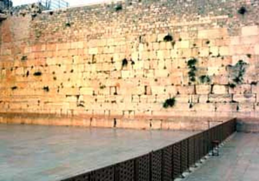 Western Wall 88 298