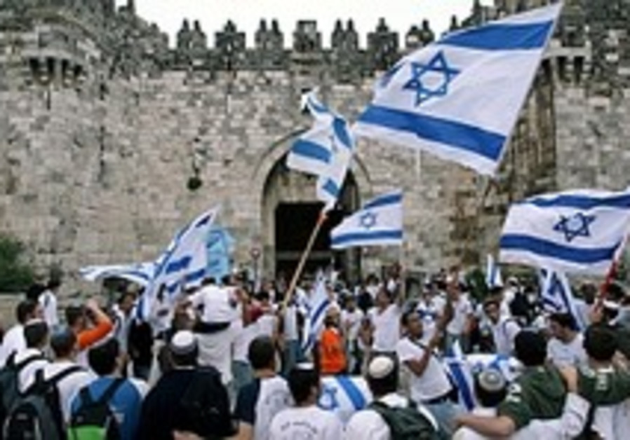 43rd Jerusalem Day kicks off in capital