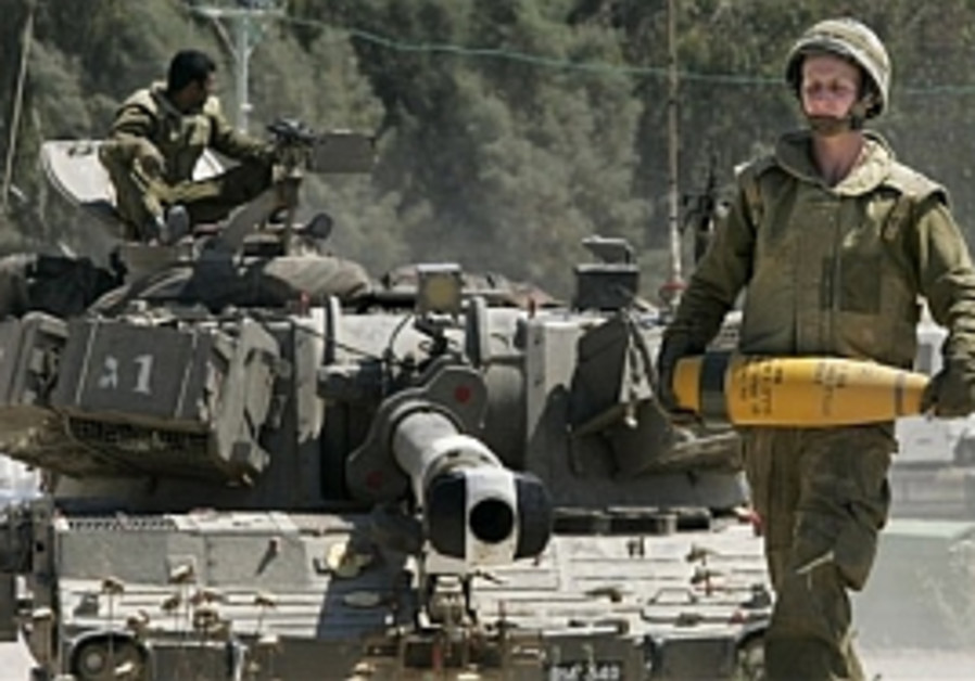 Israel to ready public for 'all-out war'