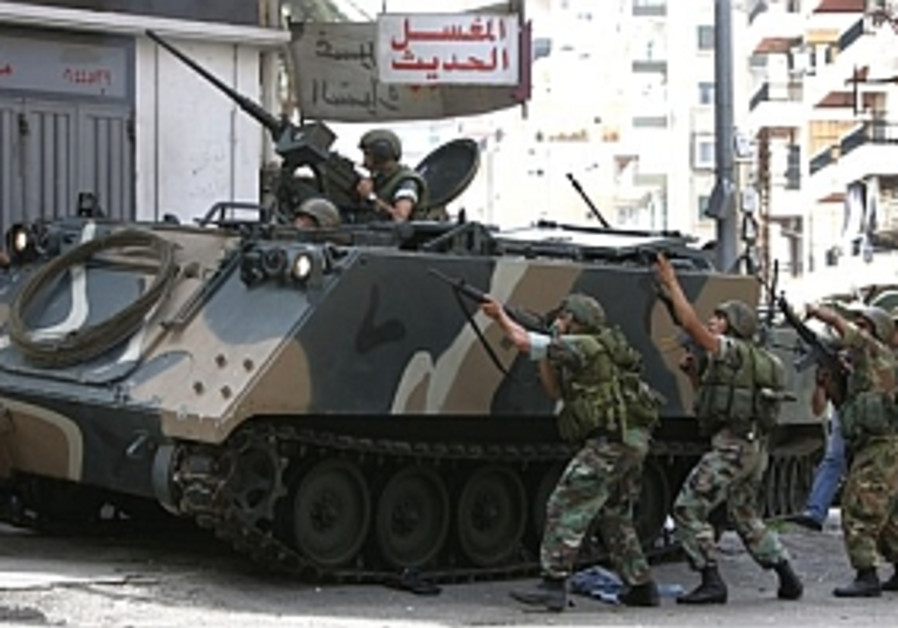 Analysis: Why might Syria wish to sow chaos in Lebanon now?