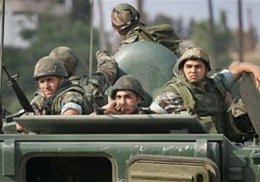 Saniora vows to uproot militants