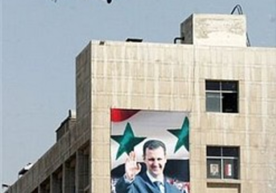 IDF official: Stop prattling about Syria