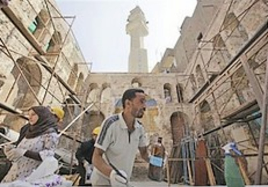 Cairo restoration work 248.88