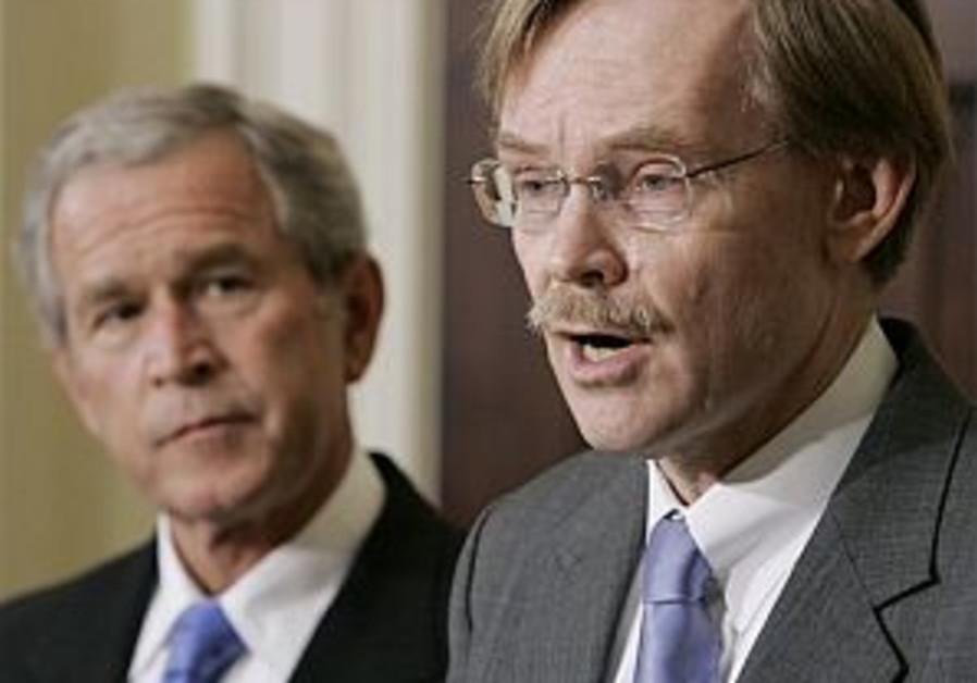 Bush taps Zoellick as next president of World Bank