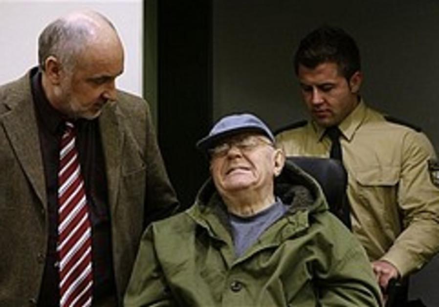 Germany: Jews testify at Demja...