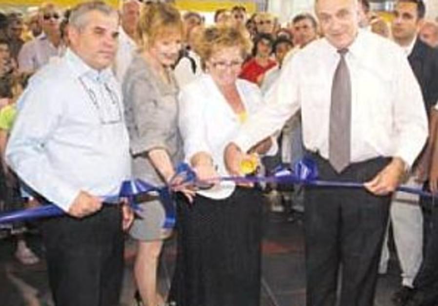 ashdod port ribbon cutting ceremony 298 88