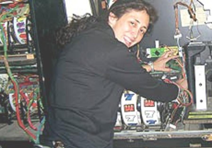 Sondack dismantles slot machine 248.88