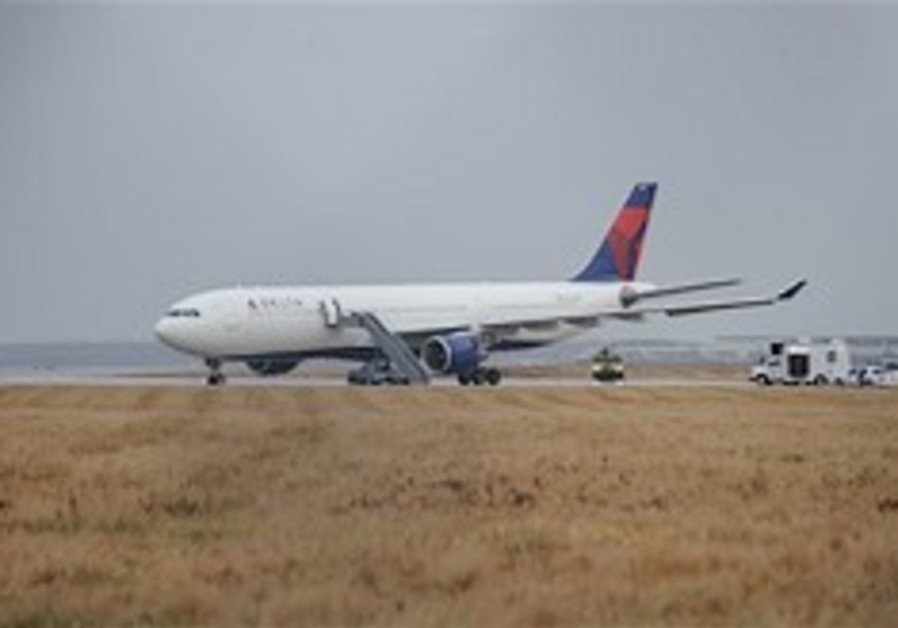 Delta airplane terror attempt 248.88 AP