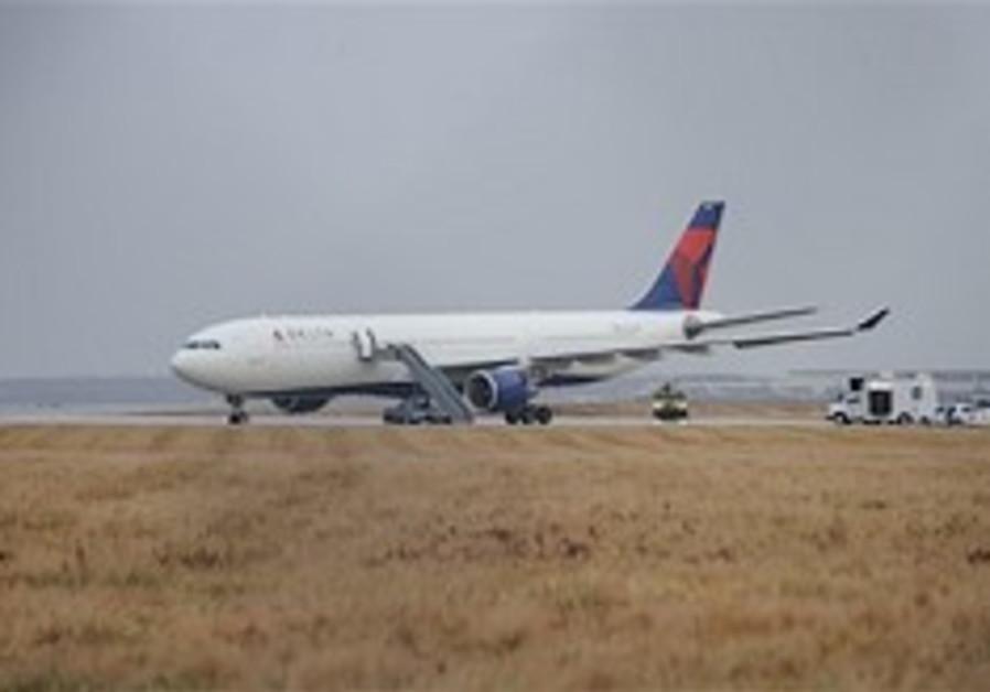 Delta airplane terror attempt 248.88 AP