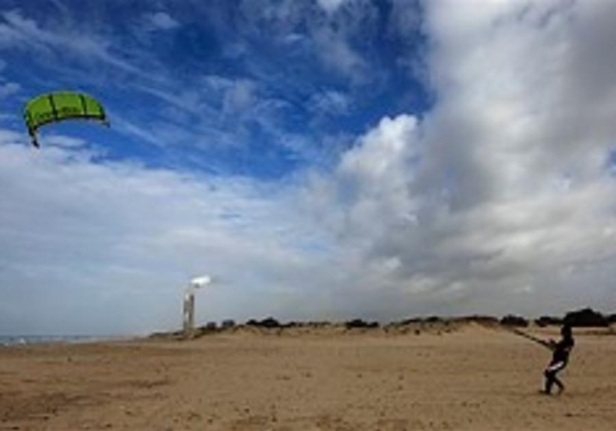 beach kite-surfer 248.88 ap