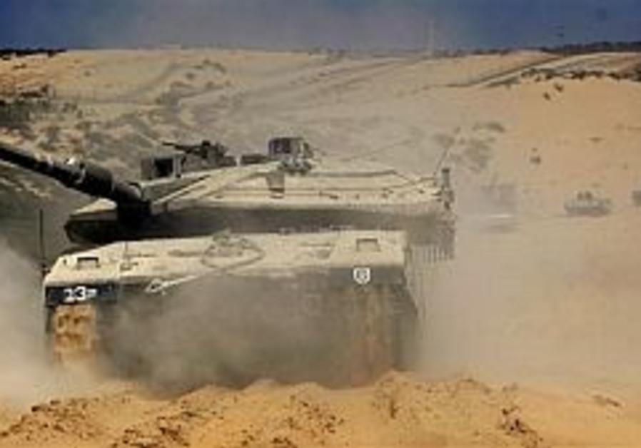 IDF denies tank shell kills 5 in Rafah