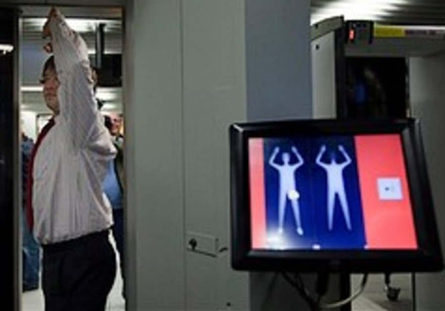 airport body scanner security 248.88 ap