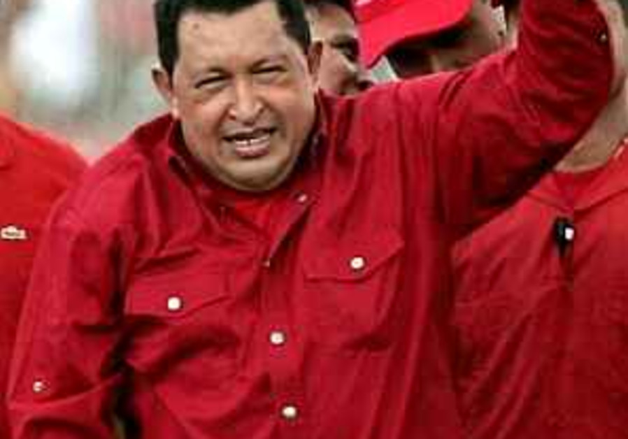 Chavez threatens to terminate more TV licenses