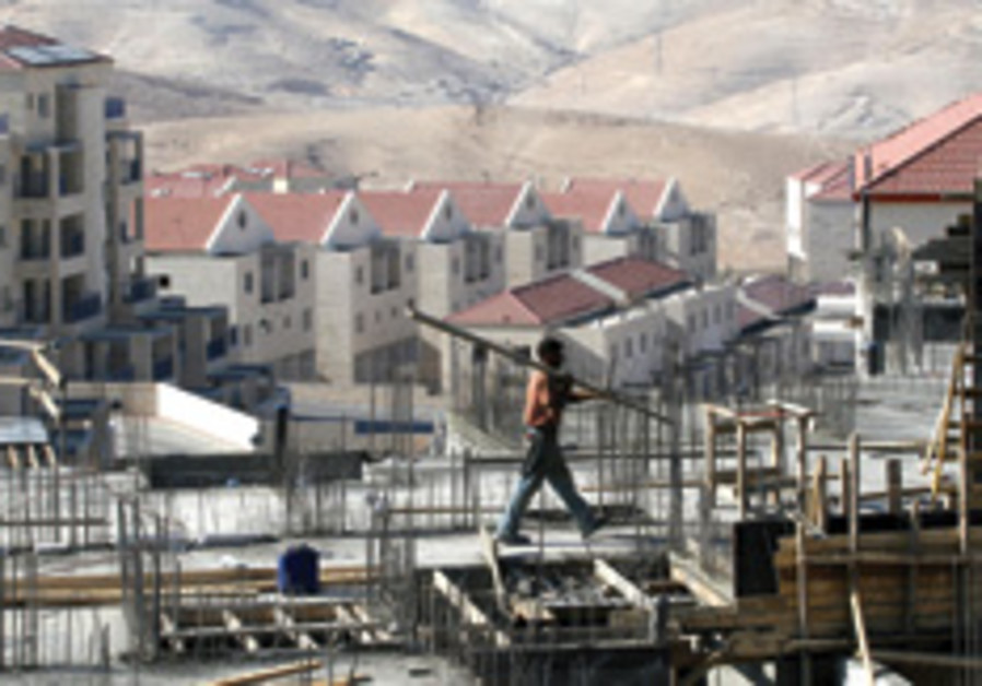 maaleh adumim construction 248.88