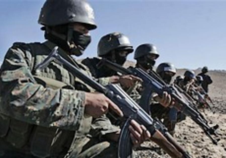 Yemen anti-terrorist unit 248.88