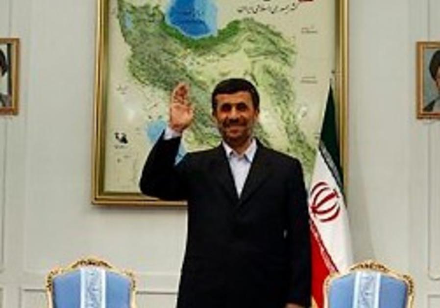 Ahmadinejad the patriot 298