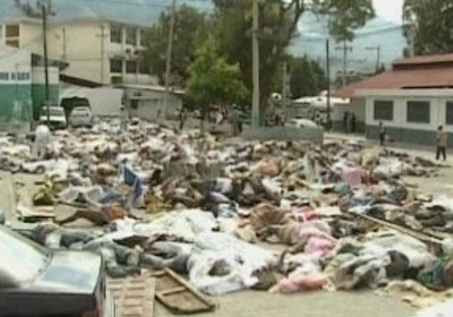 Haiti dead