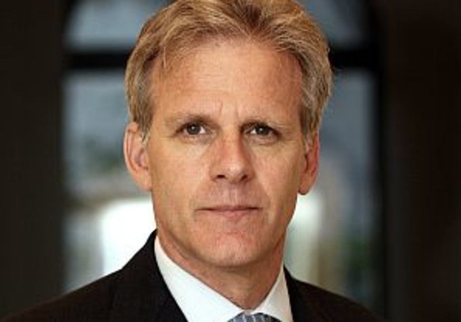 Q&A with Michael Oren