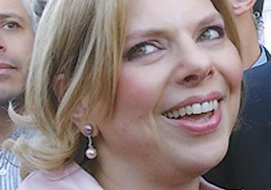 Sara Netanyahu.