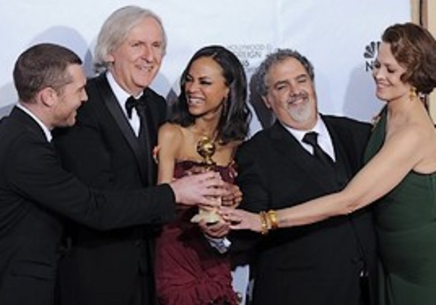 Avatar won the Golden Globe award for best motion