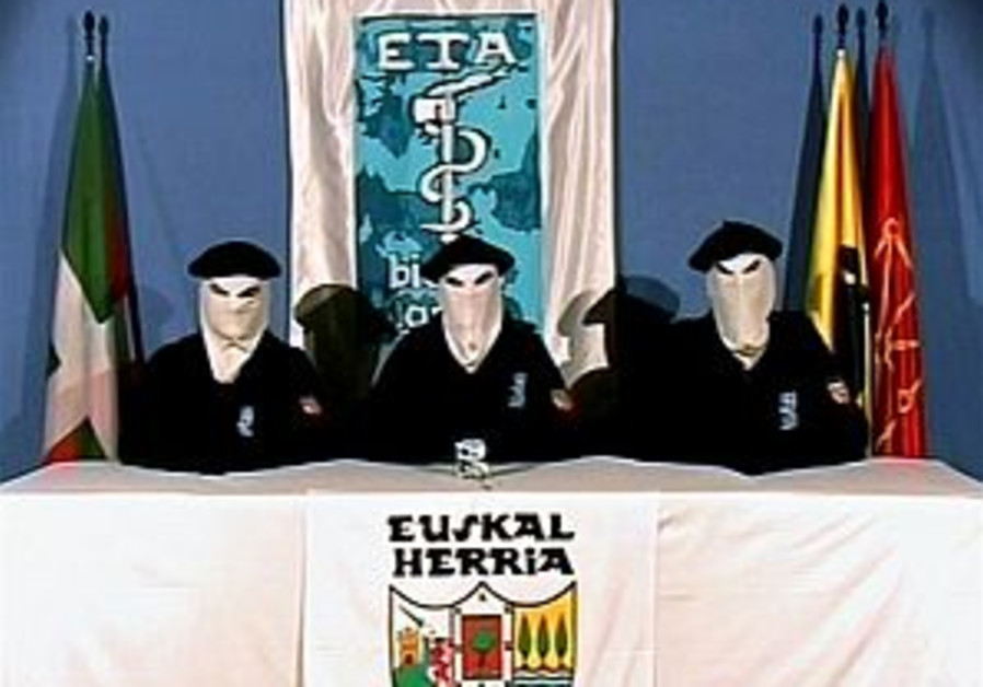 Basque separatist group ETA calls off cease-fire