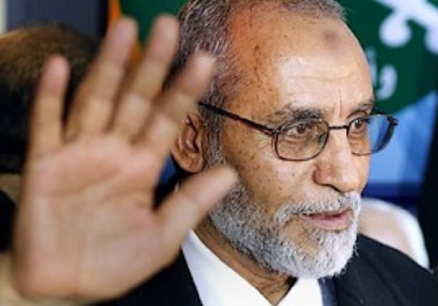 New Muslim Brotherhood head Mohamed Badie