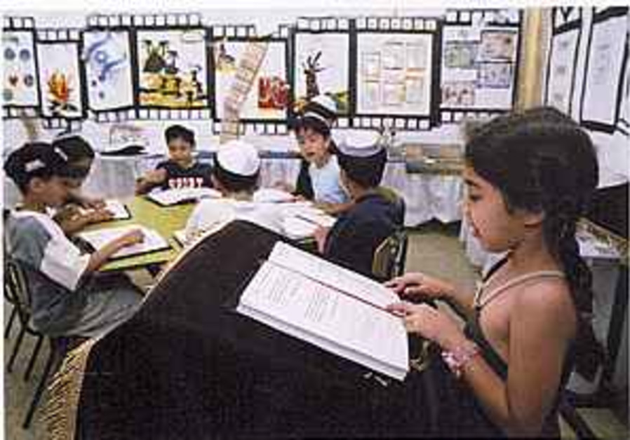 TALI network marks 30 years of 'enriched Jewish education'