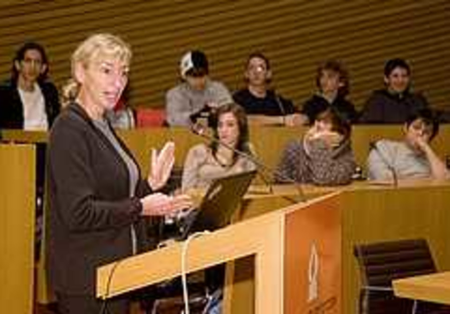 Dr. Diane Evans, director for earth and science te