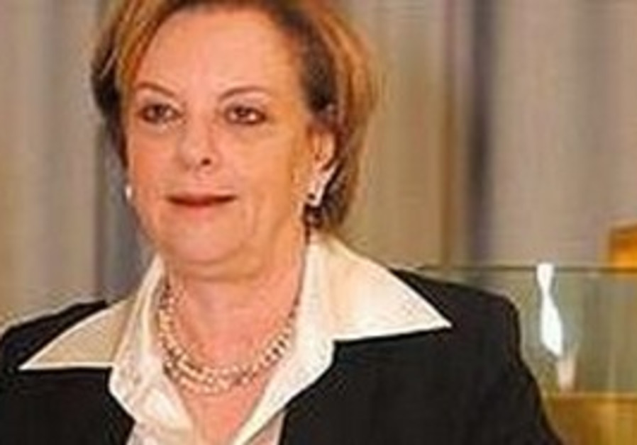 Supreme Court President Dorit Beinisch